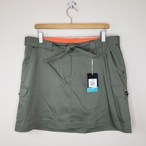 NWT Nike | Golf Skort with Detachable Shorts